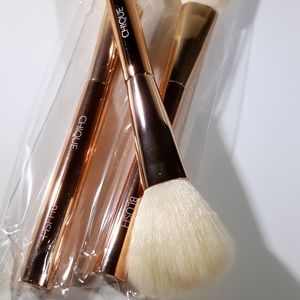 Chique Makeup - 3 Chique Makeup Brushes ~ Blush Brush - Brand NEW
